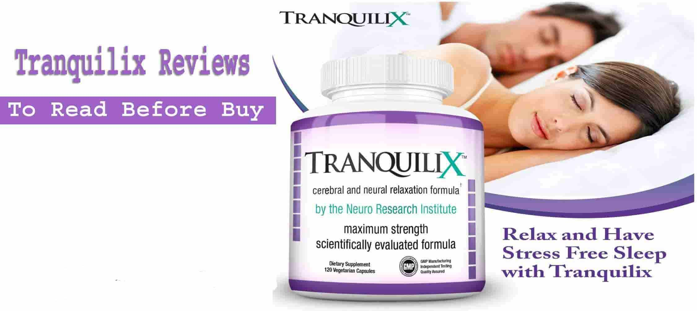 Tranquilix Reviews