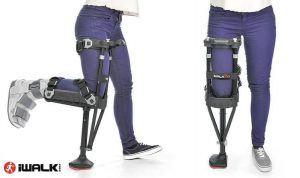 Hands Free Knee Crutch