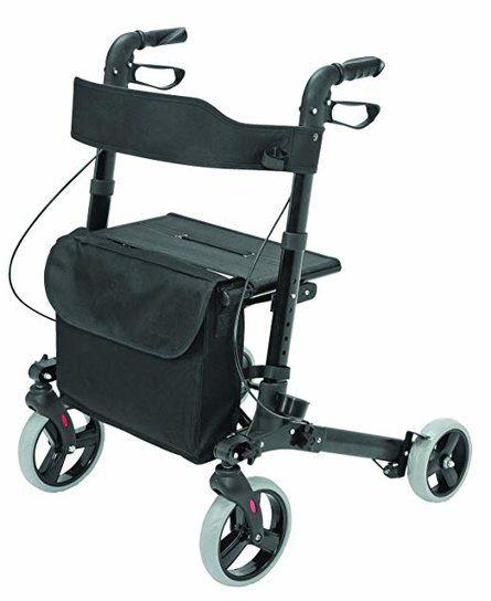 Medical Rollator Walker Euro Style