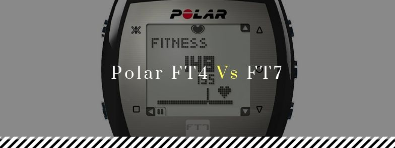 Polar FT4 Vs FT7