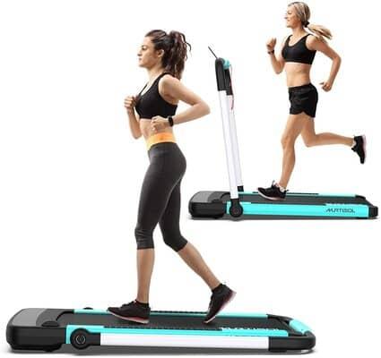 Murtisol 2 in 1 Folding Treadmill