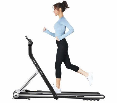 RHYTHM FUN Treadmill Folding Treadmill