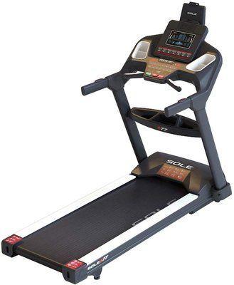 SOLE S77 Non-Folding Treadmill
