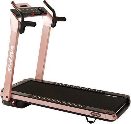Sunny Health & Fitness Motorized Folding Running Treadmill