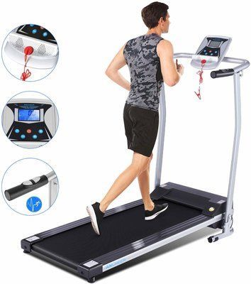 ANCHEER Treadmill Electric Treadmills