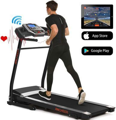 ANCHEER Treadmills for Home Running Machine