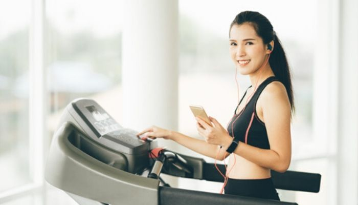 Treadmill With Bluetooth