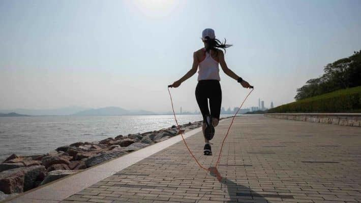Is Skipping Better Than Running?