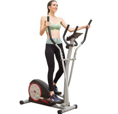 Bestlucky Elliptical Machine