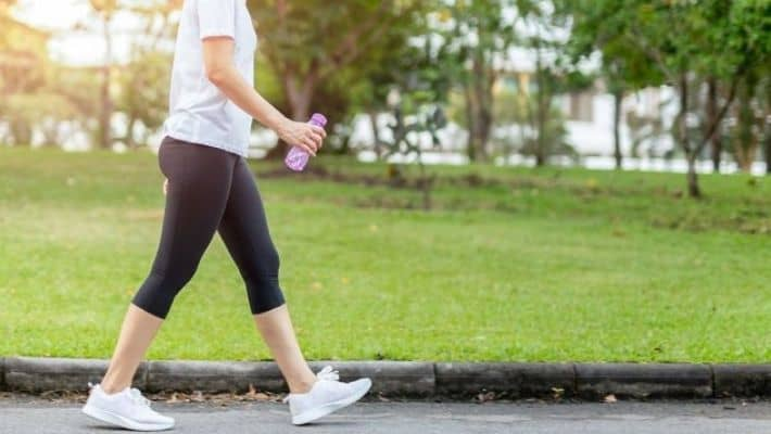 Can You Lose Weight Just By Walking
