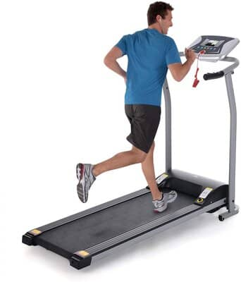 Himimi Folding Treadmills for Home