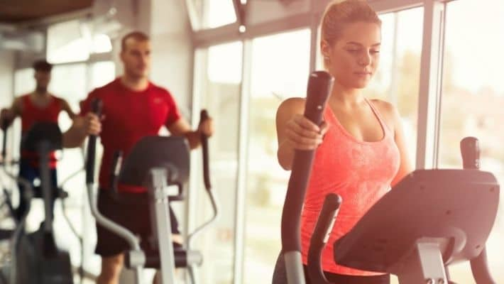 How Many Calories Burned On Elliptical In 30 Minutes