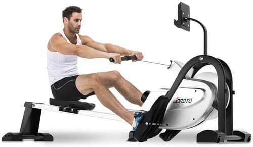 JOROTO Magnetic Rower Rowing