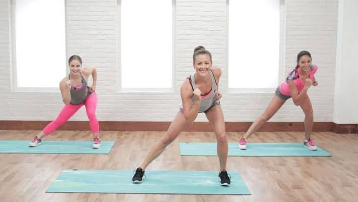 Top 5 Low Impact Cardio Workout
