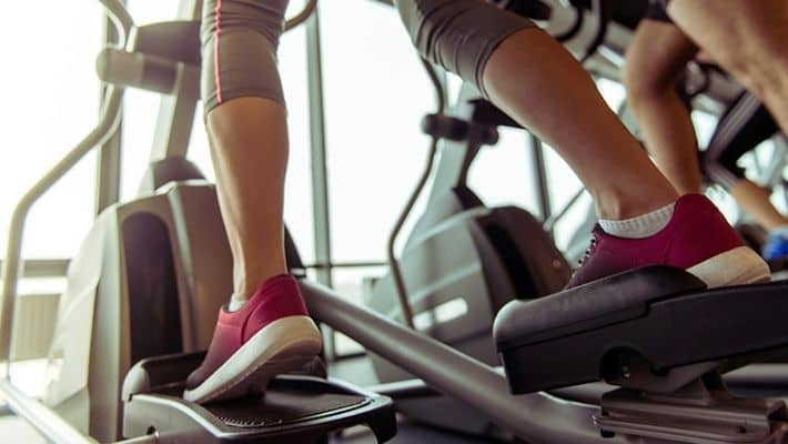 Low Intensity Workout