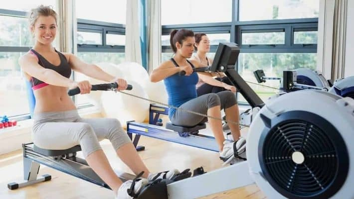 Rowing for Weight Loss – Calories Burned & Workout Plans