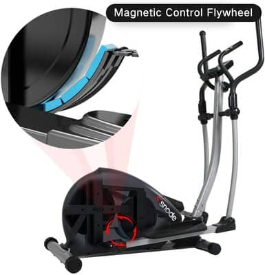 SNODE E20i Magnetic Elliptical Machine