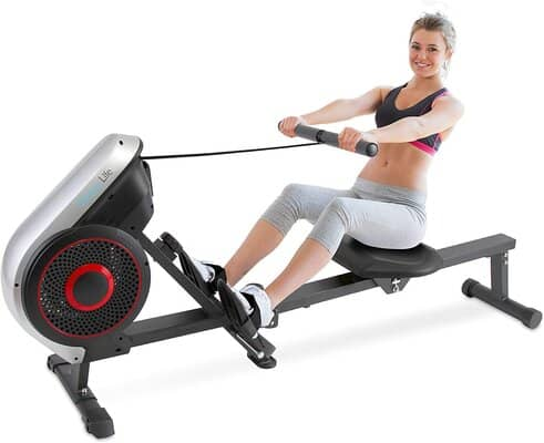 SereneLife Rowing Machine