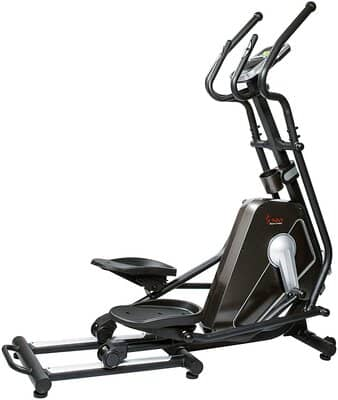 Sunny Health & Fitness Magnetic Elliptical Trainer Machine
