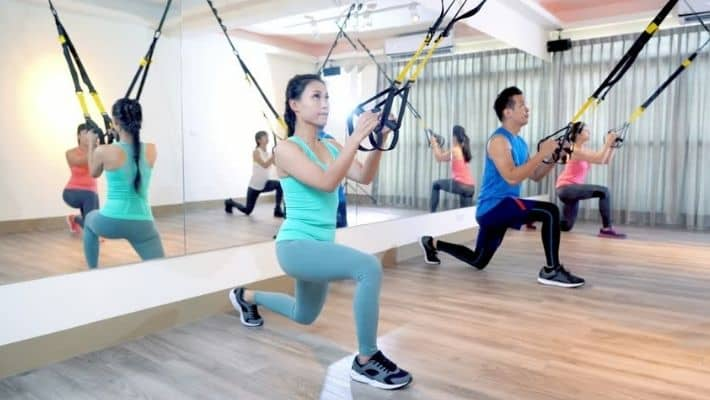 Total Resistance Exercise